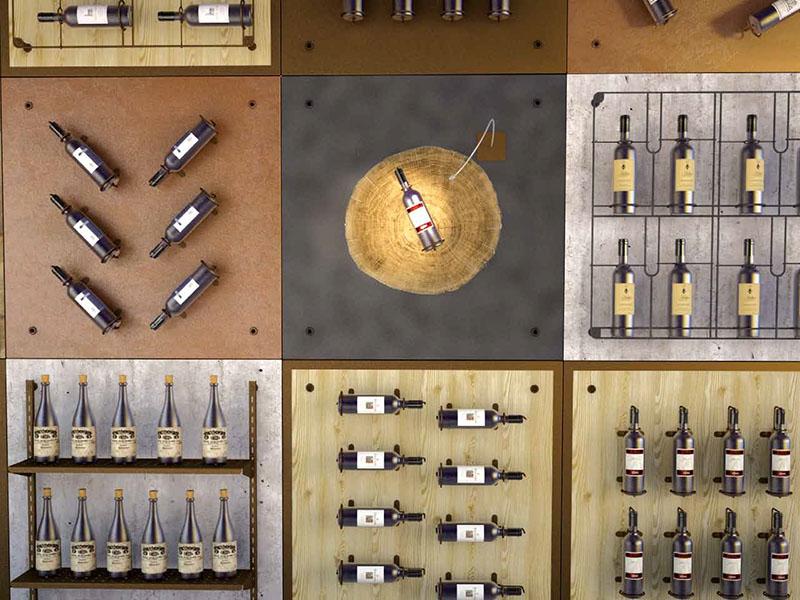 Arredamento wine bar progetti di arredo per wine bar for Arredamento wine bar