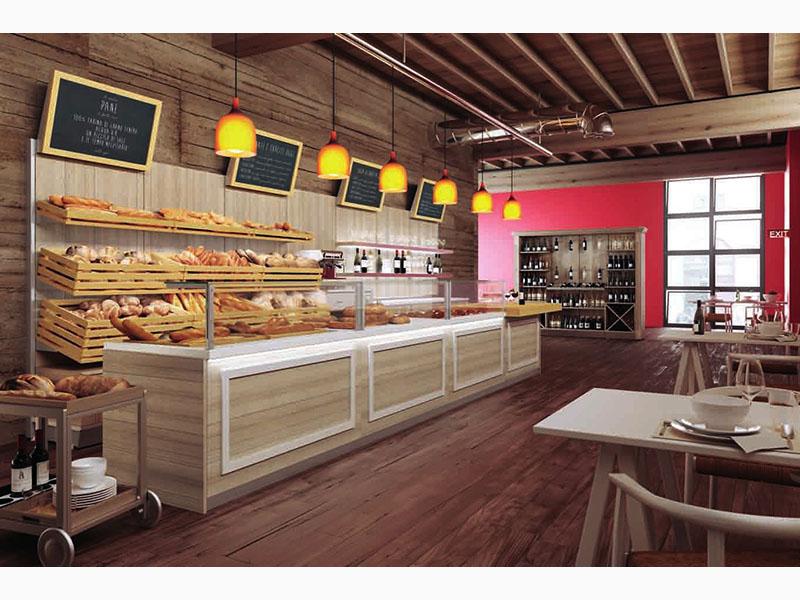 Salumeria e macelleria arredi per negozi di carni e salumi for Arredamento salumeria