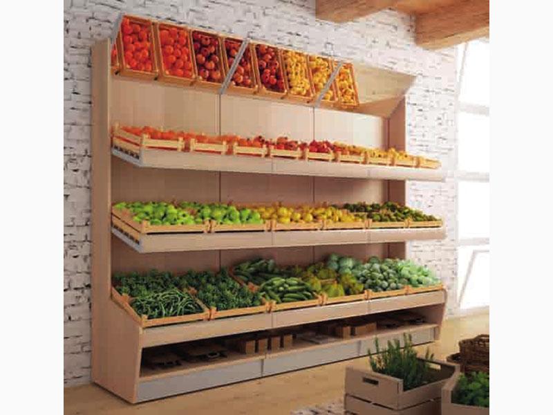Arredamento serie brio frutta e verdura al ticino