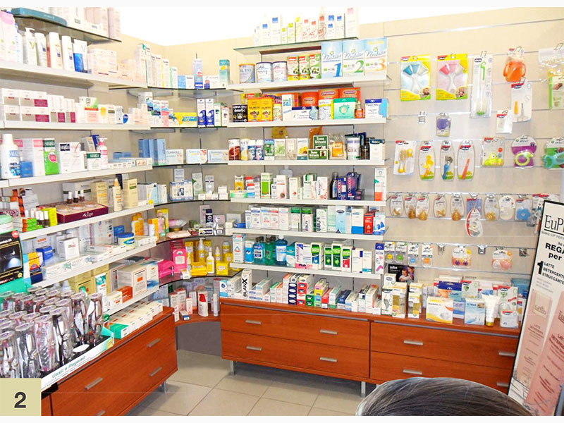 Brio farmacia al ticino