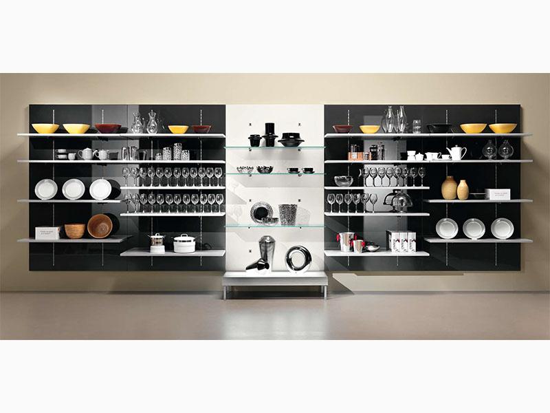 Arredi negozi articoli casa e regalo serie metro for Regalo arredamento completo