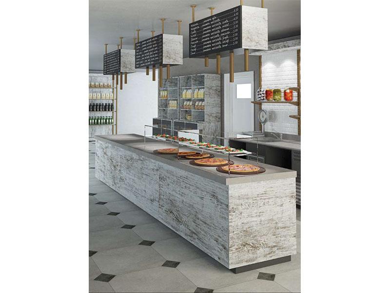 Enjoy bar arredo per il negozio alimentari e Caffè   Al Ticino