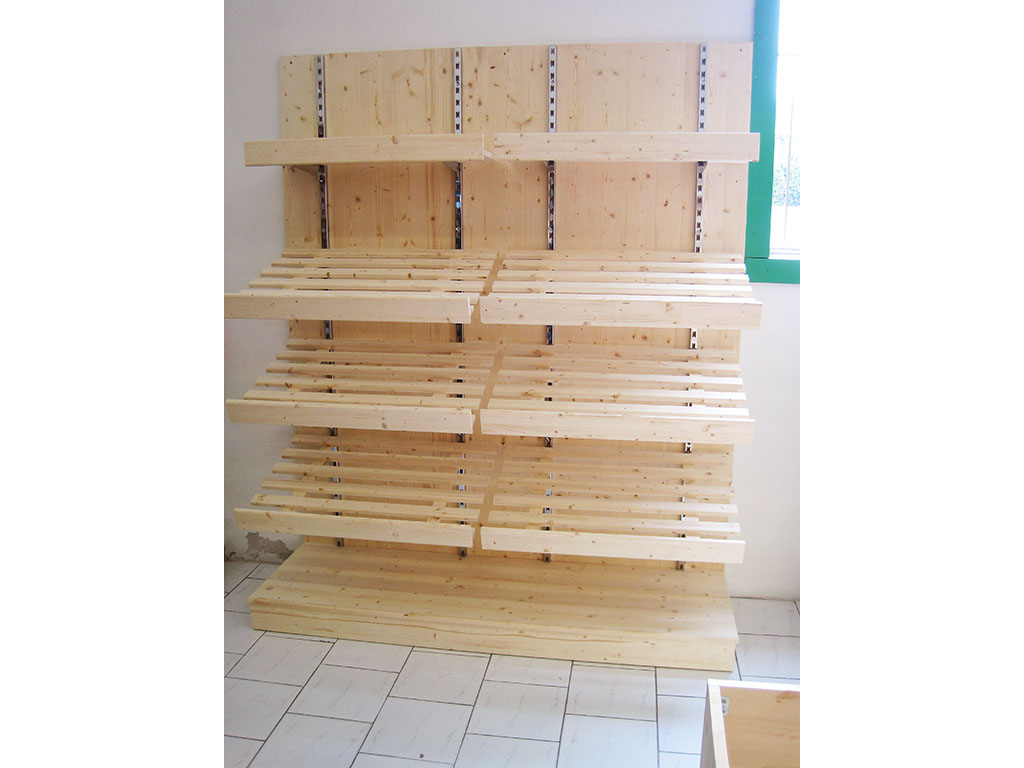 Finitura Legno Per Alimenti rustica arredi in legno per alimentari panetteria frutta