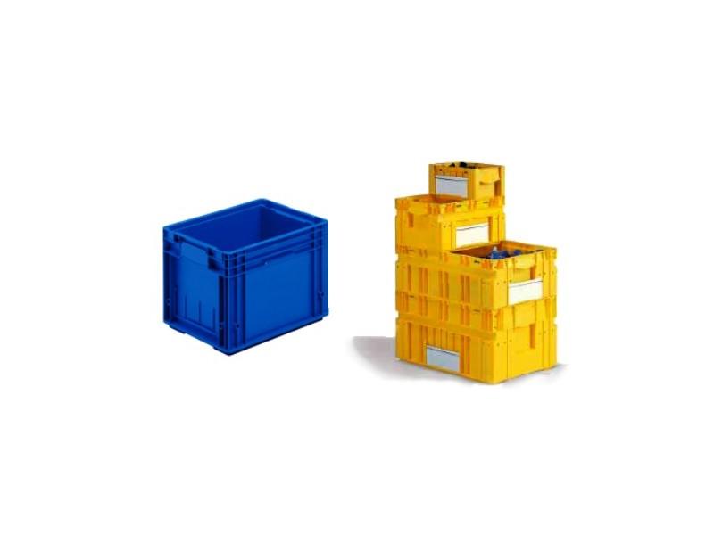Contenitori In Plastica Pieghevoli.Cassette E Contenitori Plastica E Metallo Al Ticino Arredamenti