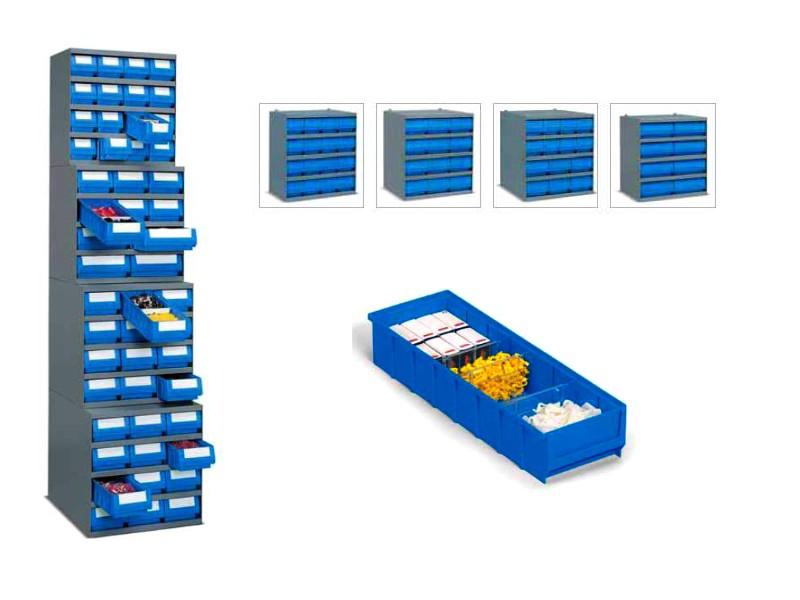 Cassettiere E Contenitori Di Plastica.Cassetti Plastica E Contenitori